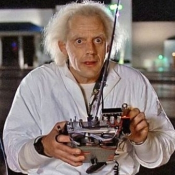 Dr Emmett Lathrop Brown