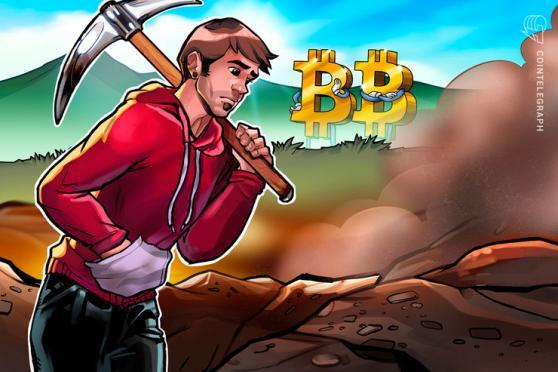 ¿Los mineros de Bitcoin están siendo alcistas? La minería de BTC se enfrenta al mayor aumento de la dificultad en 3 meses