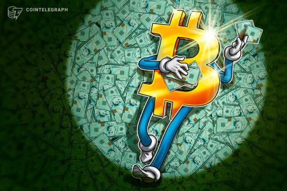El precio de Bitcoin sobrepasa los $35,000 con nuevo máximo histórico