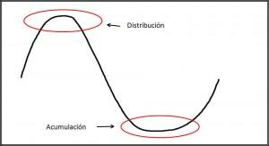 Acumulación y distribución en el ciclo económico