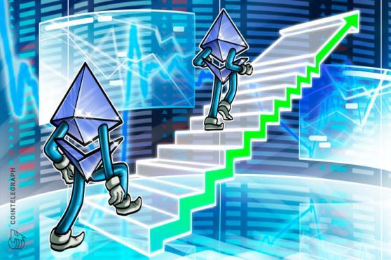 El precio de Ethereum apunta a 590 dólares después de que los alcistas compran vigorosamente la caída de ETH