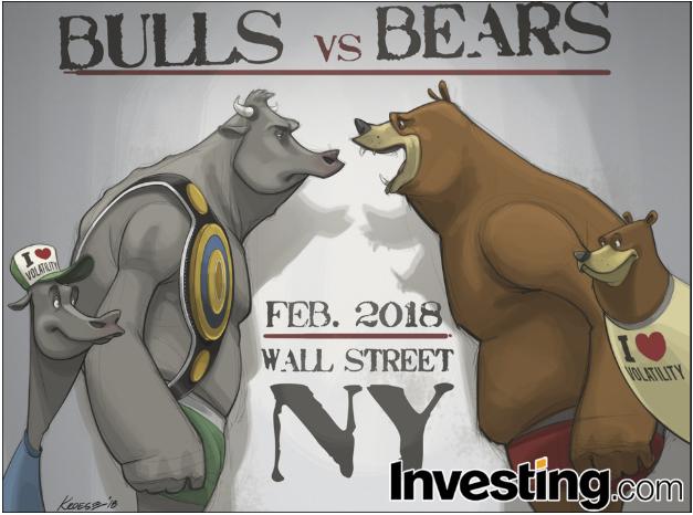 La volatilidad vuelve con fuerza