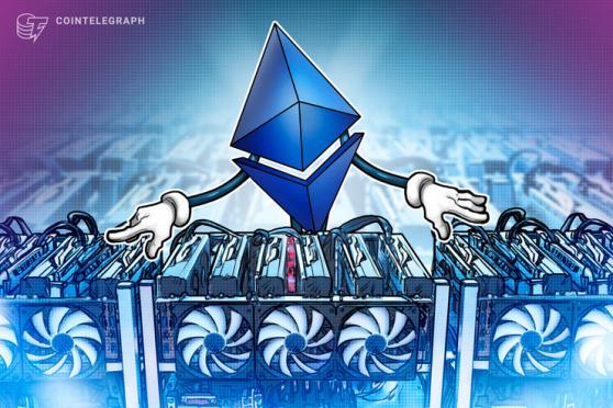 Los entusiastas de las criptomonedas podrían ganar 122,000 dólares al año minando Ethereum con este setup