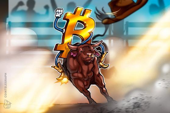 El precio de Bitcoin, las altcoins y el Dow establecen récords máximos