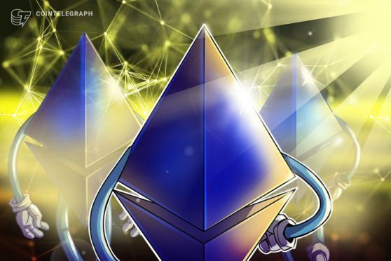 Ethereum irrumpe en la lista de los 100 activos más valiosos del mundo por capitalización de mercado
