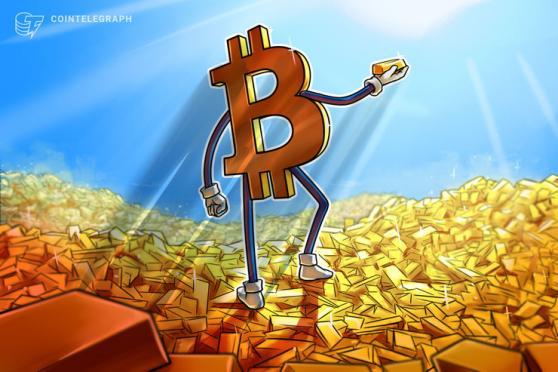 Los expertos dicen que el éxodo de inversión en el oro está impulsando a Bitcoin a un nivel más alto