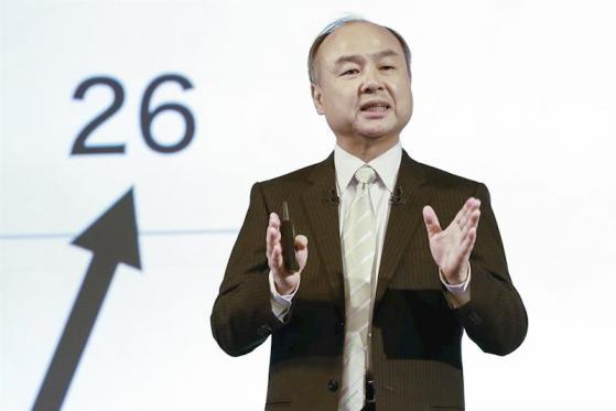 Masayoshi Son (SoftBank):