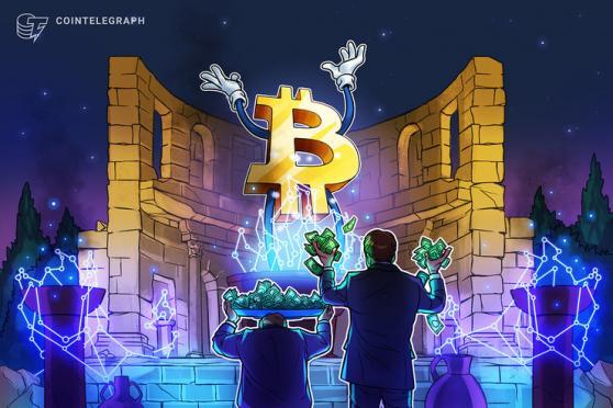 Bitcoin es un activo aparentemente