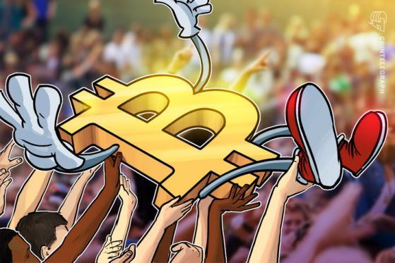 Las 100 principales direcciones de Bitcoin acumularon $11,000 millones más en BTC en los últimos 30 días