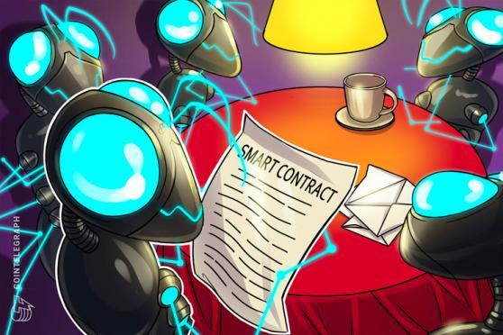 Las mejoras en la red de Theta abren paso a capacidades de contratos inteligentes