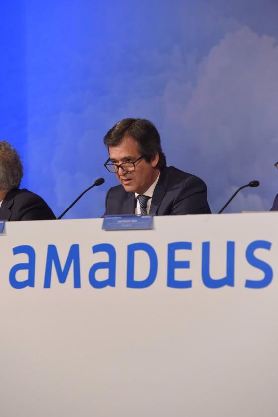Morgan Stanley apuesta fuerte por Amadeus:
