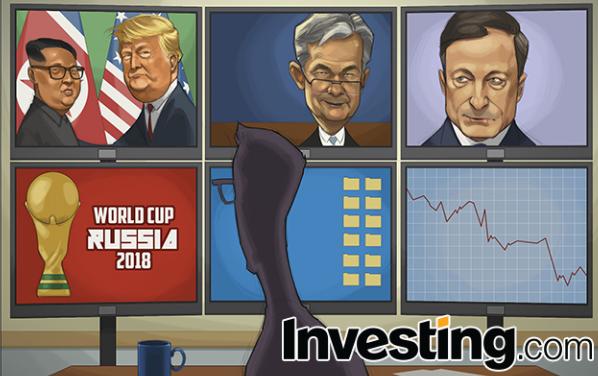 Cumbre de Trump/Kim, la Fed, el BCE y el Mundial de Fútbol