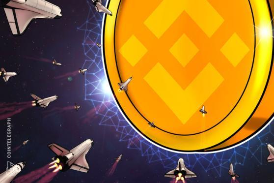 Binance Coin alcanza máximos históricos y BNB supera a Bitcoin Cash en capitalización de mercado