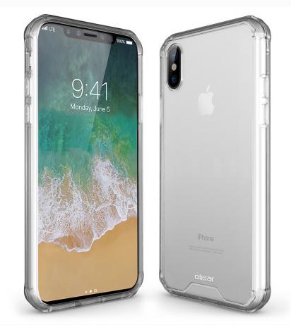 Posible diseño del nuevo iPhone 8