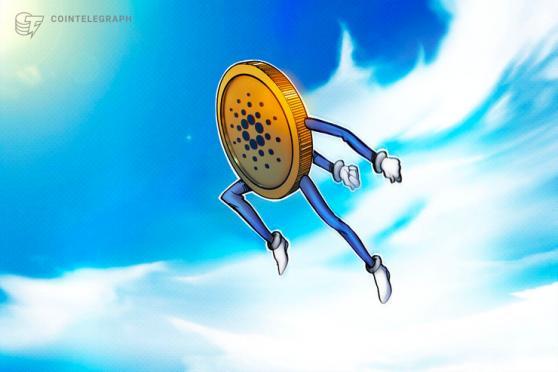 Cardano supera a Bitcoin Cash por capitalización de mercado luego de que el precio de ADA subiera un 100% la semana pasada
