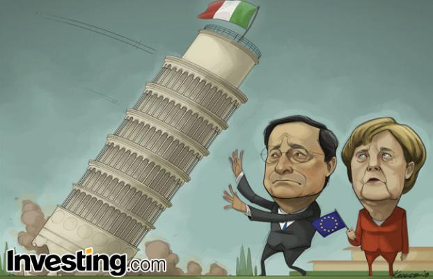 A los inversores les preocupa el drama de Italia