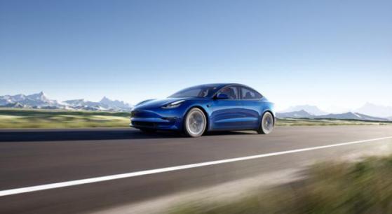 Las ventas de Tesla en China suben un 207% en marzo