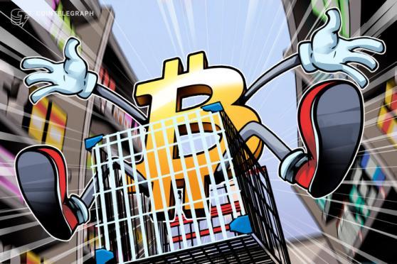 Un indicador de Bitcoin con un historial