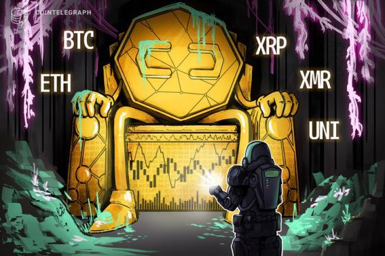 BTC to XMR market on CryptoBridge