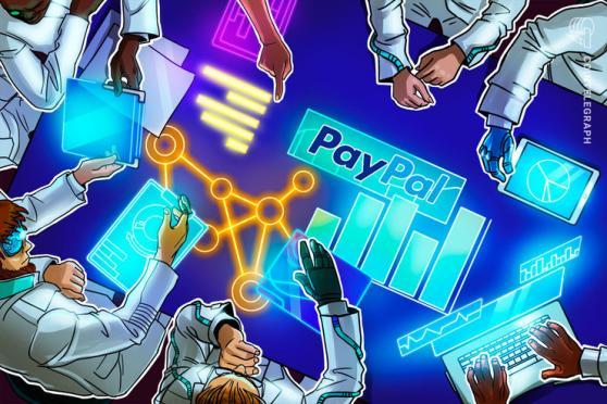El comercio de criptomonedas de PayPal está habilitado en los Estados Unidos