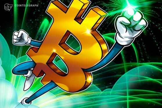 Bitcoin cierra seis velas verdes mensuales por primera vez desde 2013