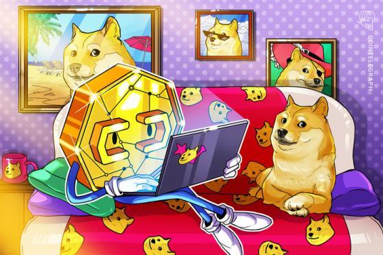 ¿El mayor ganador del rally de Bitcoin? Dogecoin. El precio de DOGE se dispara un 105% en una semana