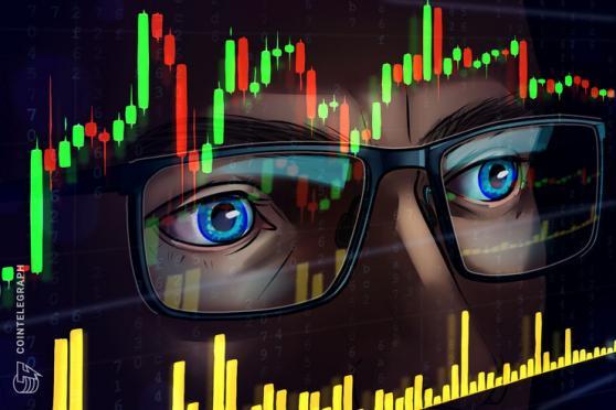 El precio de Bitcoin mantiene los 10,500 dólares, pero un muro de venta de USD 30 millones dificulta su potencial