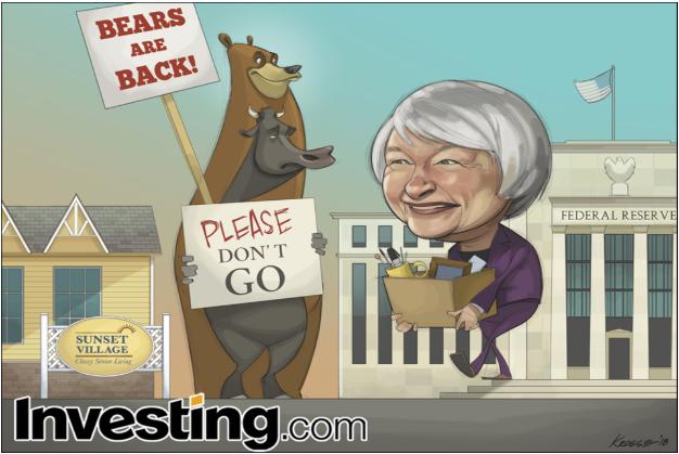 Yellen se despide